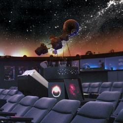 Allen F. Blocher Planetarium and UWSP Observatory