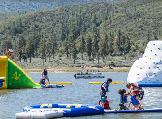 Lake Hemet Camping Information - The Camp Site - Your